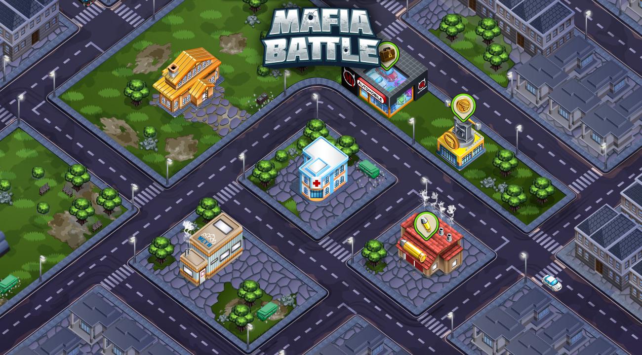 Image Mafia Battle